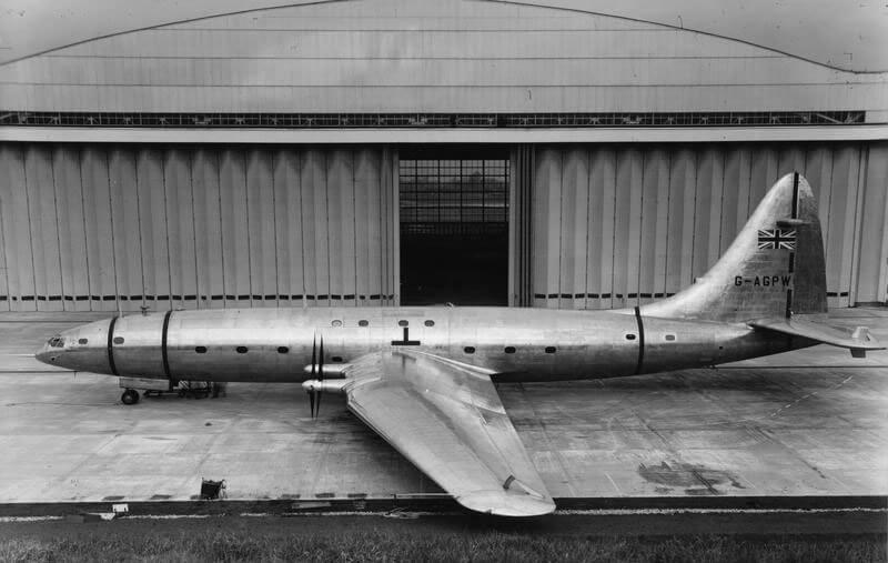 Bristol Brabazon - flyvere.dk