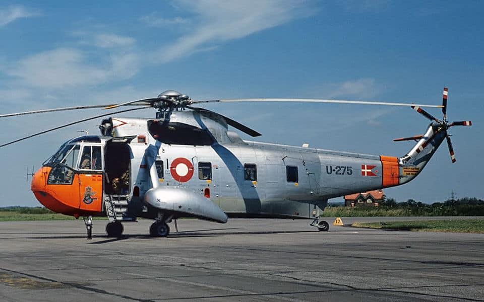 RDAF Sikorsky S-61A - flyvere.dk