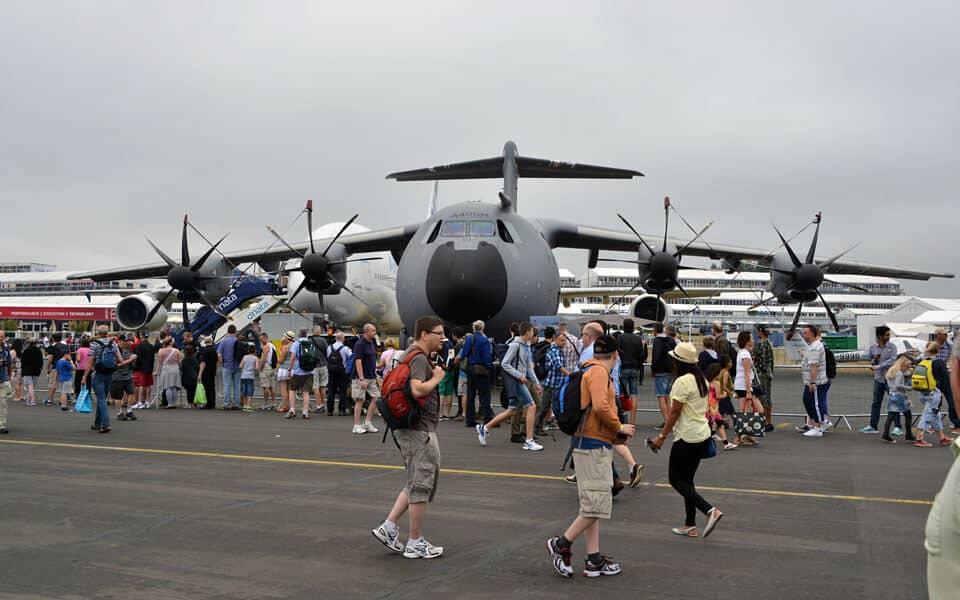 Airshows aflyst på grund af CoVid-19 - flyvere.dk