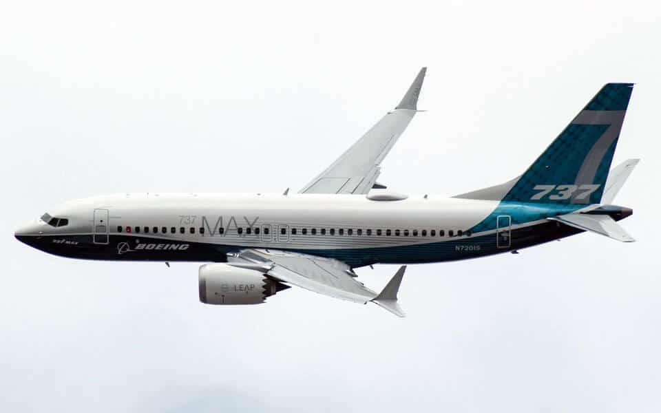 Boeing 737 MAX testflyvninger - flyvere.dk