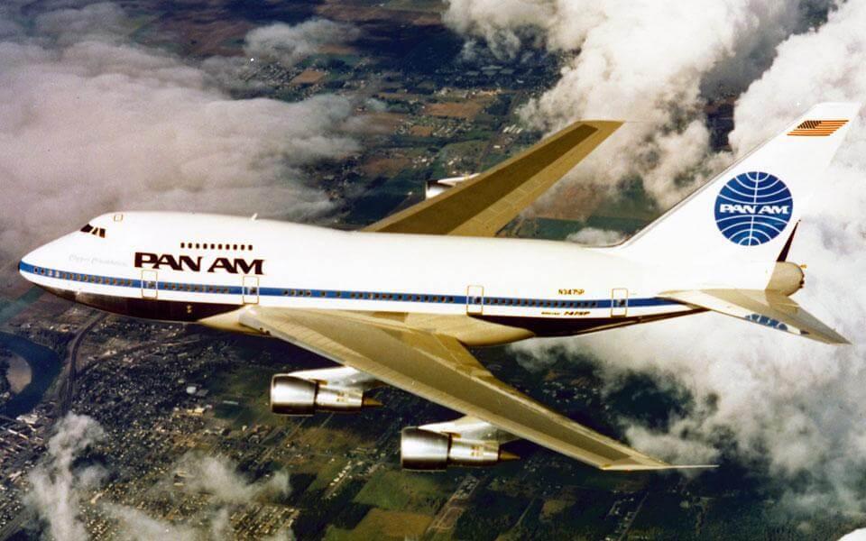 Boeing 747SP - flyvere.dk