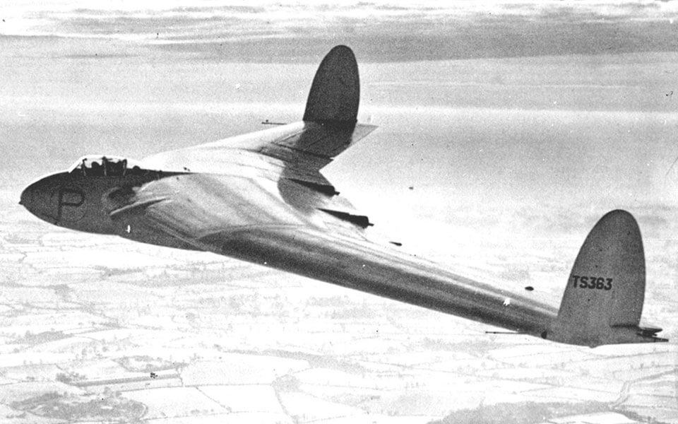 Armstrong Whitworth A.W.52 - flyvere.dk