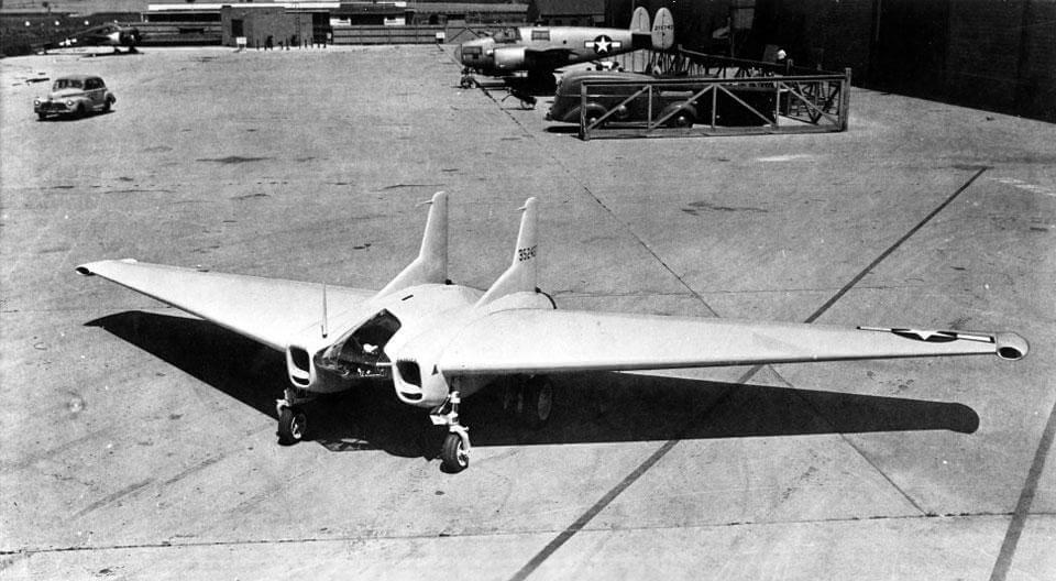 Northrop XP-79 - flyvere.dk