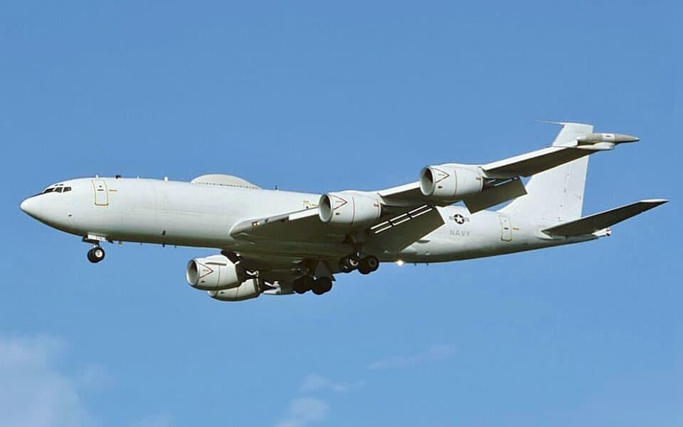 Boeing E-6 Mercury - flyvere.dk