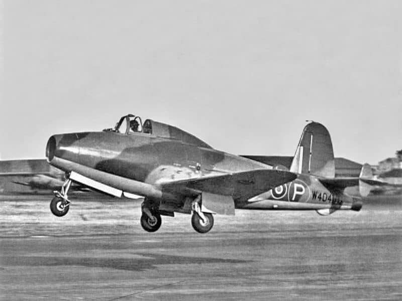 Gloster E.28/39 - flyvere.dk
