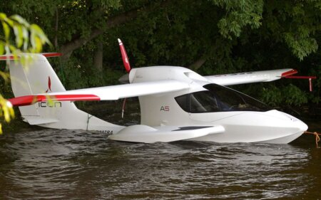 ICON A5 - flyvere.dk