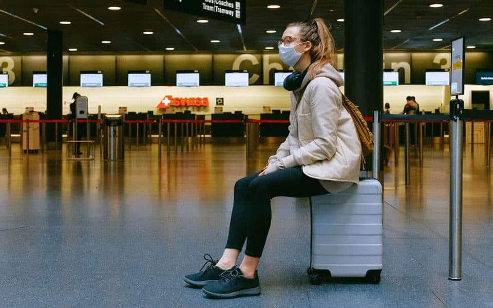 Ingen flyvninger mellem England og Danmark