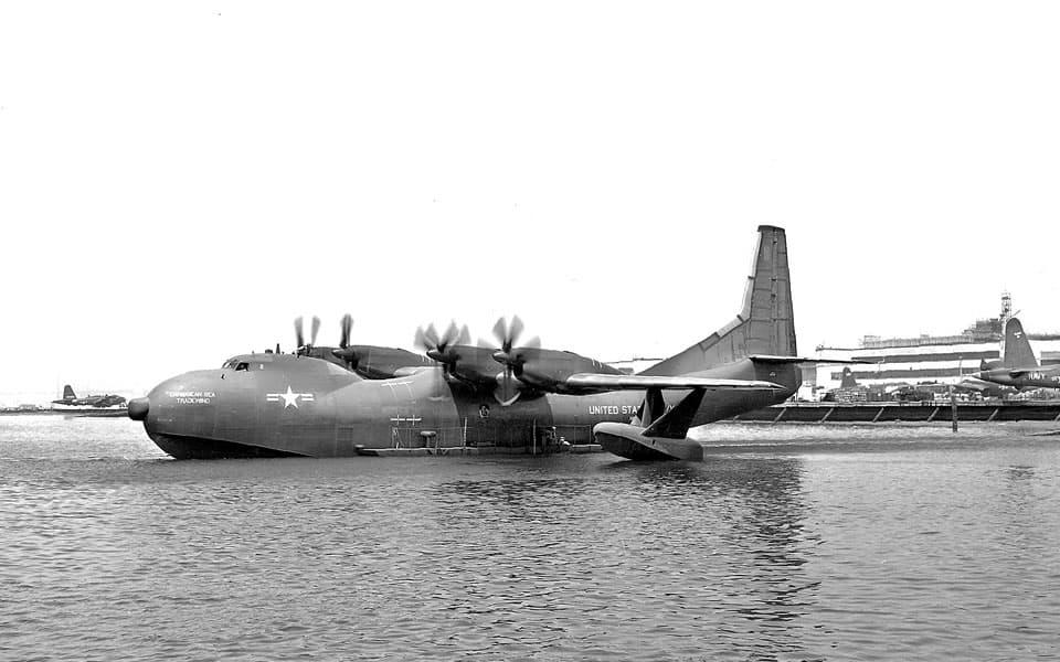 Convair R3Y Tradewind - flyvere.dk