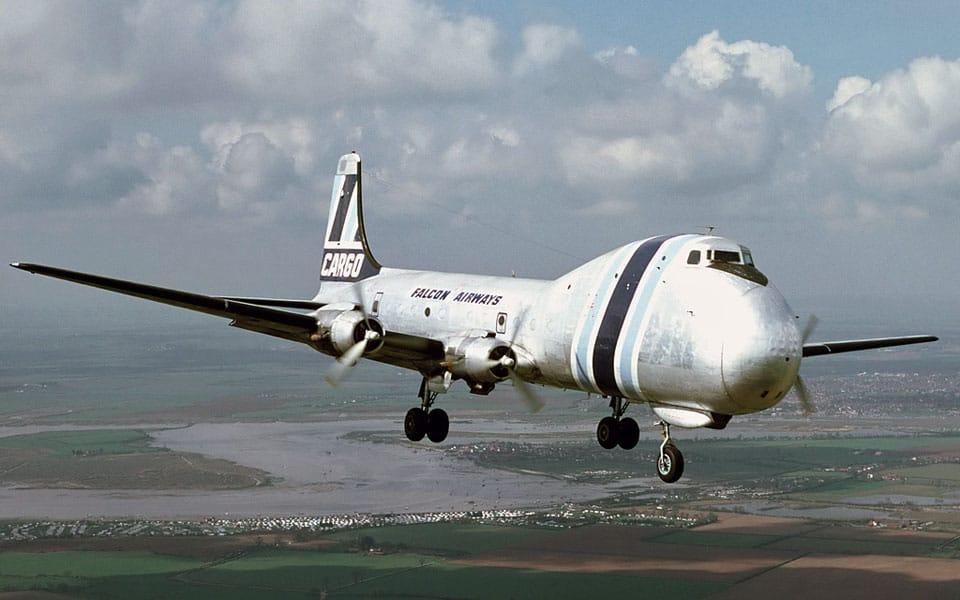 Aviation Traders ATL-98 Carvair - flyvere.dk