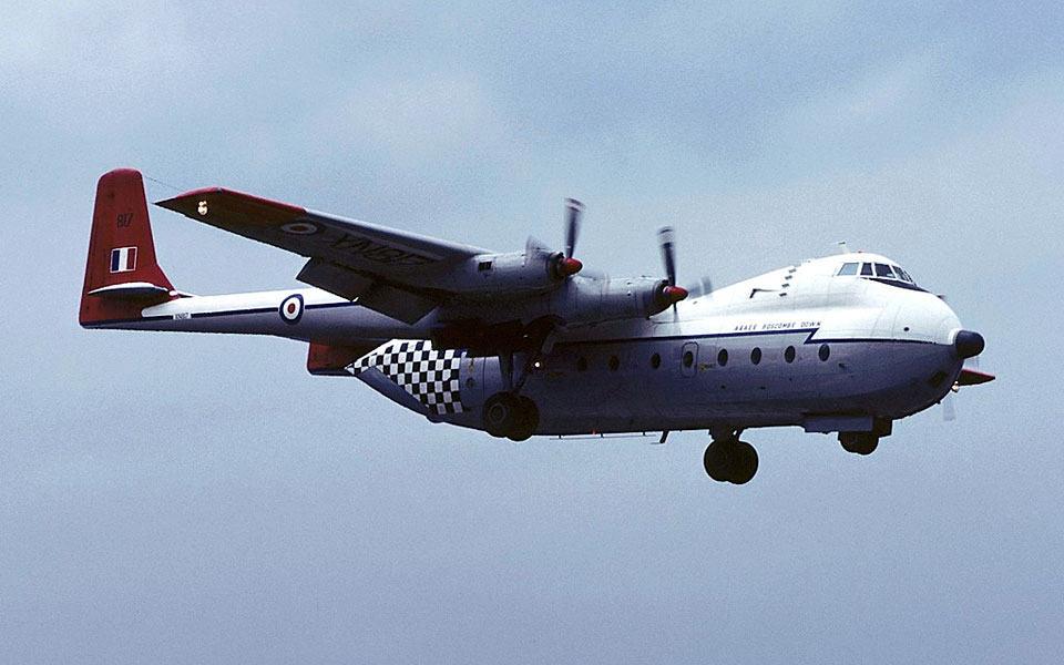 Armstrong Whitworth AW.660 Argosy - flyvere.dk