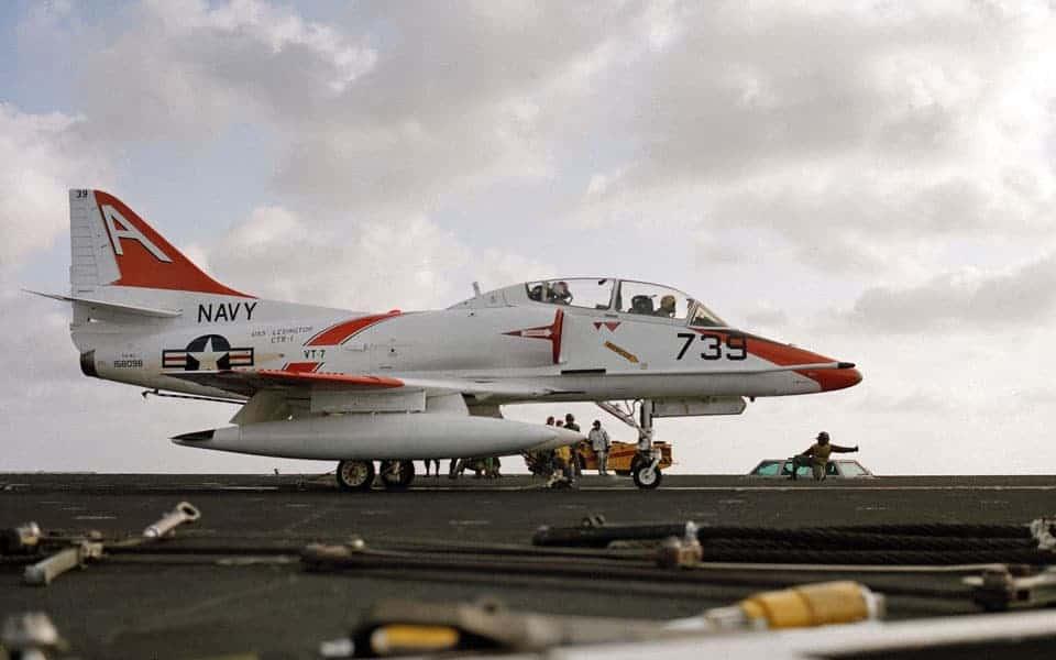 Douglas A-4 Skyhawk - flyvere.dk