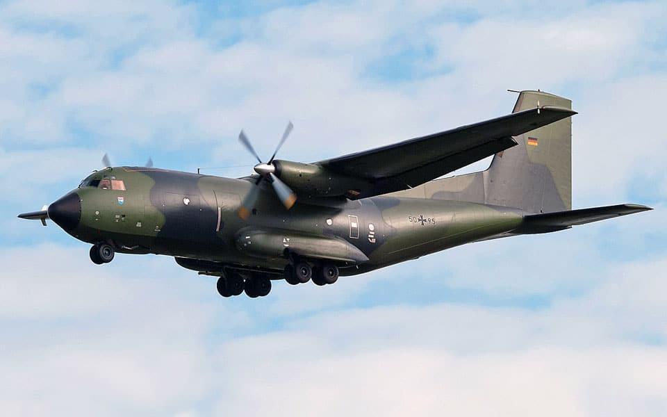 C-160 Transall - flyvere.dk