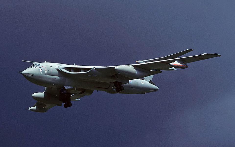 Handley Page Victor - flyvere.dk
