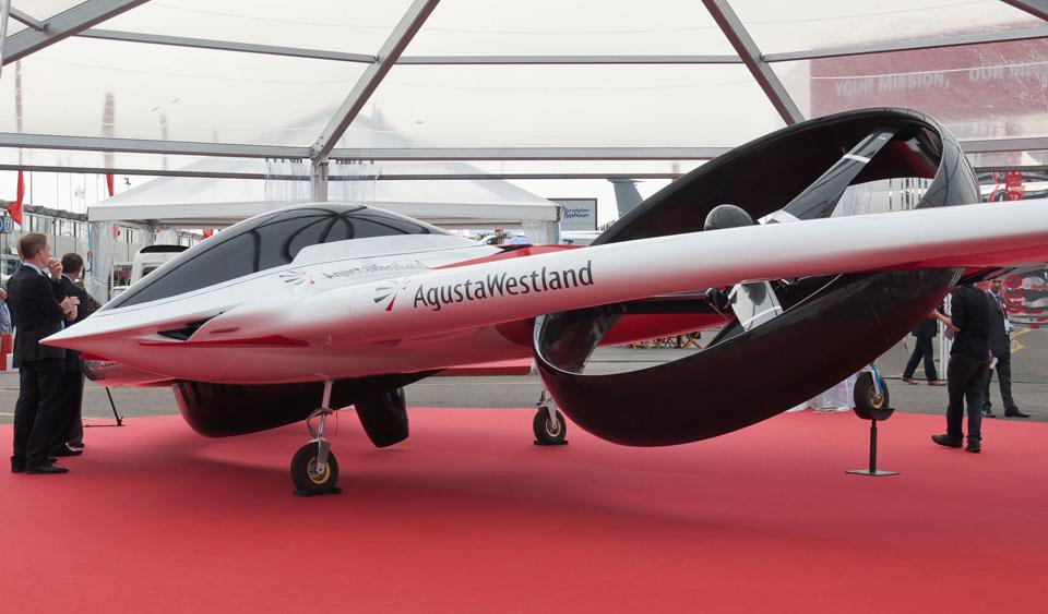 AgustaWestland Project Zero - flyvere.dk